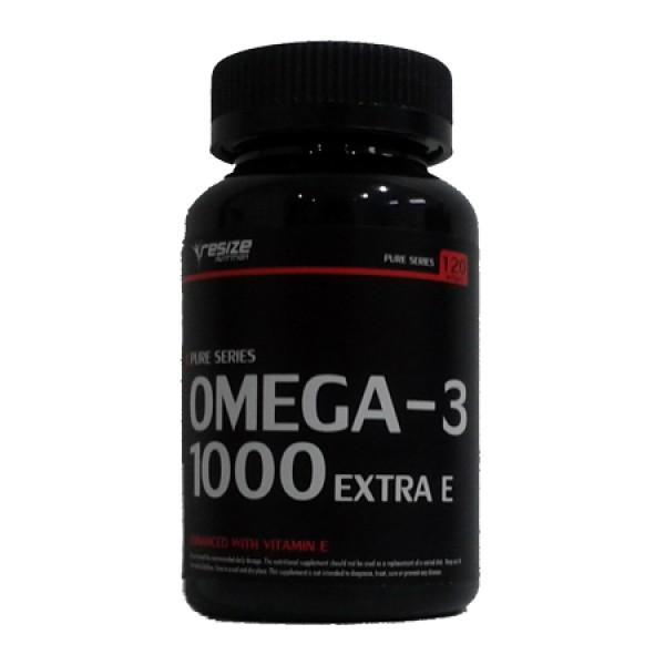 Ómega-3 com Vitamina E Resize Nutritition
