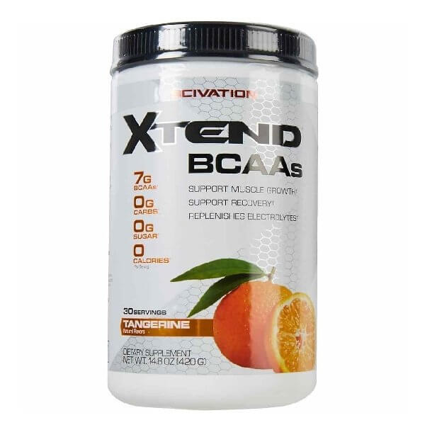 Xtend Bcaa´s  Scivation 30 Servings