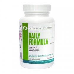Daily Formula - 100 pastillas
